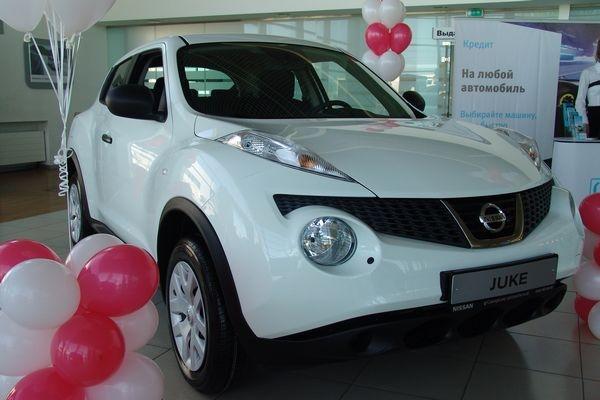 Премьера Nissan Juke!