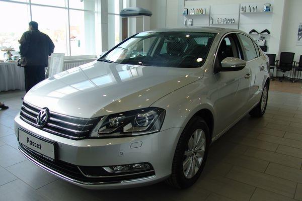 Премьера нового Volkswagen Passat!