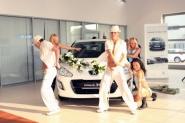 Презентация Нового Peugeot 308 28.07.2011г.
