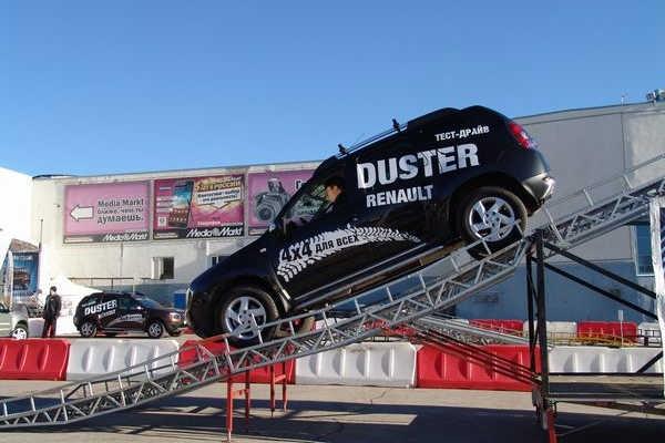 Дни Renault в Самаре